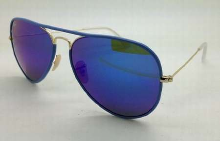 lunette ray ban homme le moins cher
